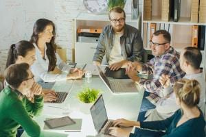 Die berufliche Weiterbildung bringt Ihre Karriere voran.