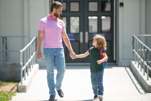 Kindergeld: Die Auszahlung geht nur an einen Elternteil.